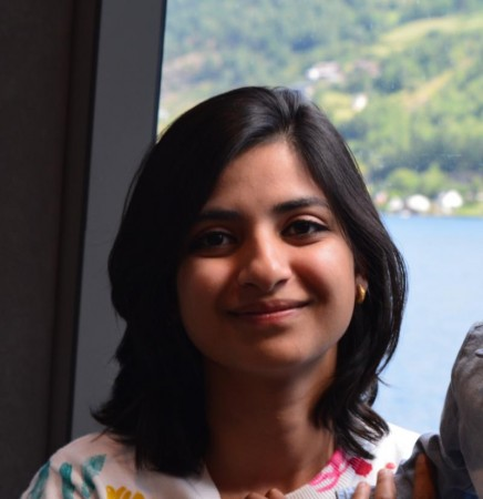 Alina Wahid